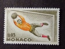 Buy Monaco 2v MNG Set of 2 Stamp 1971 British Football association, 100 years