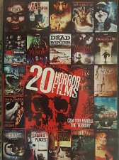 Buy 20Movie 28hr DVD Fear Chamber,Dangerous Worry Dolls,Feeding Grounds,Wages of SIN