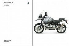 Buy 1998-2004 BMW R1150GS Service Repair Workshop Manual CD - R 1150 GS Multilingual