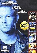 Buy 8Movie DVD Mark Whalberg Kevin Spacey Liam Neeson Vigo Mortensen Colin Farrell