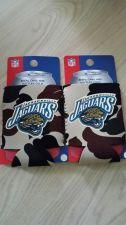 Buy (2) Jacksonville Jaguars CAMO Can Koozies (405)