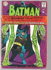 Buy BATMAN #195 DC COMICS 1967 Great Cover