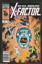 Buy X-Factor #6 Apocalypse Marvel Comics 1st print