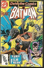 Buy DETECTIVE COMICS #562 NM- 9.7 High Grade BATMAN 1986 Moench Colan FILM FREAK DC