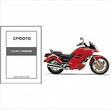 Buy 2005-2011 CFMoto V3 250 ( CF250T-3 ) Service Manual on a CD