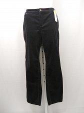 Buy SIZE 18 Lexington Corduroys Pants 42X30 CHARTER CLUB Navy Mid Rise Straight Legs