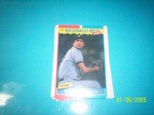 Buy 1987 Fleer Baseballs Best Sluggers Vs Pitchers DAVE RIGHETTI #34 FREE SHIP
