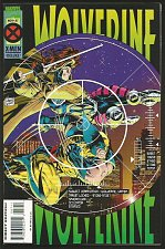 Buy WOLVERINE #47 Marvel Comics 1991 DIRECT EDITION 1st Long Series