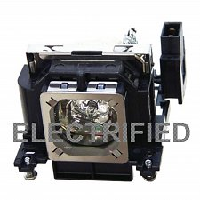 Buy SANYO POA-LMP131 POALMP131 OEM LAMP IN E-HOUSING FOR PROJECTOR MODEL PLC-XU300