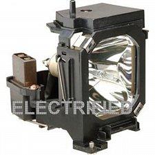 Buy ELPLP12 V13H010L12 LAMP IN HOUSING FOR EPSON PROJECTOR MODEL EMP7700