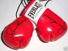 Buy Autographed Mini Boxing Gloves Jes Willard