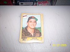 Buy 1987 Topps Traded Baseball GREG BOOKER PADRES #T6 FREE SHIPPING
