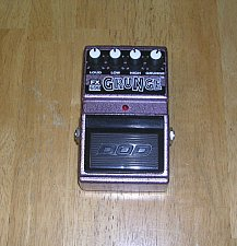 Buy cover missing - DOD FX 69B distortion guitar Effects Pedal Grunge STOMP BOX rare