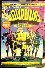 Buy Guardians of the Galaxy ASTONISHING TALES #29 Gene Colan 1975 MARVEL Comics