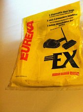 Buy EUREKA VACUUM BAGS, PACK OF 3 DISPOSABLE DUST BAGS, 60284A