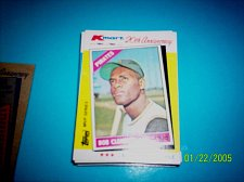 Buy BOB CLEMENTE PIRATES 1982 TOPPS KMART 20TH ANNIVERSARY #10 OF 44