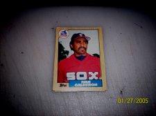 Buy 1987 Topps Traded Baseball CARD OF IVAN CALDERON WHITE SOX #T15 FREE SHIP