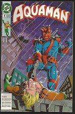 Buy AQUAMAN #8 VF 1992 DC Comics Hooper McLaughlin