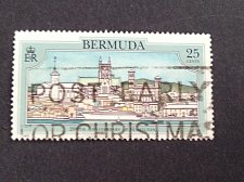 Buy Bermuda 1993 1v used stamp 200th Anniversary of Hamilton