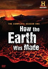 Buy HOW THE EARTH WAS MADE season one first 1 DVD 4disc 10hrs 13epi HISTORY CHANNEL