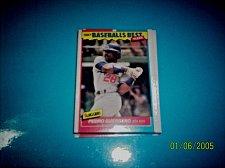 Buy 1987 Fleer Baseballs Best Sluggers Vs Pitchers PEDRO GUERRERO #16