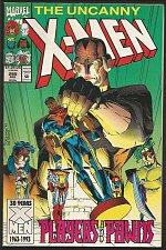 Buy Uncanny X-men #299 -- Marvel Comics 1983 Lobdell --2 Copies NM + VF- 1st series