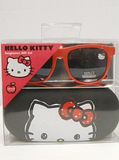 Buy HELLO KITTY Pink Sunglasses Gift Set 100% UV Protection Plastic Frames Case