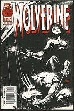 Buy WOLVERINE #106 Marvel Comics 1996 Outstanding 1st long series DIRECT Hama