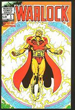Buy WARLOCK #5 GUARDIANS OF GALAXY Jim Starlin 1983 VF+/NM SPECIAL EDITION