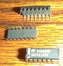 Buy Lot of 25: National Semiconductor DM74S163N