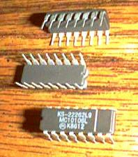 Buy Lot of 25: Motorola MC10106L