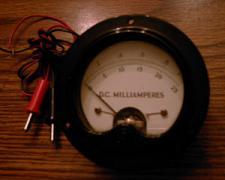 Buy MARION ELECTRICAL INSTRUMENT D.C. Milliamperes Gauge