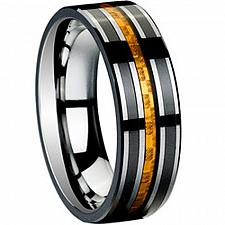 Buy coi Jewelry Tungsten Carbide Ring-TG2192(US9.5/12)