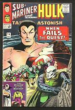Buy Tales To Astonish #74 Hulk Sub-Mariner Marvel Comics 1965 SILVER AGE