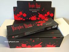 Buy Ships From Kentucky - VAMPIRE BLOOD INCENSE STICKS - 100 gram box - Made by GLOW