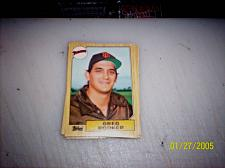 Buy 1987 Topps Traded Baseball GREG BOOKER PADRES #T6