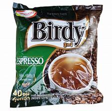 Buy Birdy Espresso 3 in 1 Instant Coffee 40 Sticks