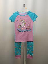 Buy UNICORN Baby Toddler Girls Two-Piece Pajama Set SIZE 4T Snug Fit Graphic