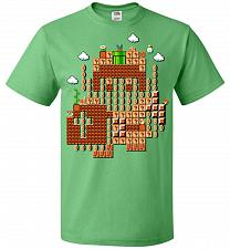 Buy Legend Maker Unisex T-Shirt Pop Culture Graphic Tee (4XL/Kelly) Humor Funny Nerdy Gee