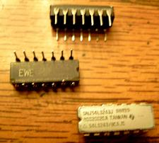 Buy Lot of 9: Texas Instruments SNJ54LS243J