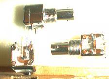 Buy Lot of 5: BNC PCB MT RT ANG 50 OHM Connectors