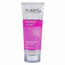 Buy Pond's Flawless White Deep Whitening Facial Foam 100g