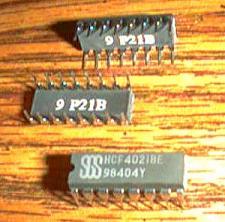 Buy Lot of 25: SGS HCF4021BE