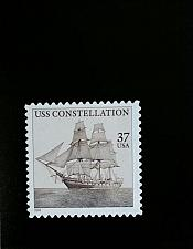 Buy 2004 37c USS Constellation, 150th Anniversary Scott 3869 Mint F/VF NH