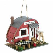 Buy 12503U - Vintage Trailer Decorative Wood Birdhouse