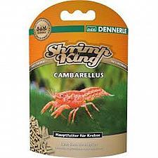 Buy Dennerle Garnele König - Cambarellus Flusskrebse Futter Paletten Natürlich Diät