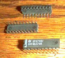 Buy Lot of 25: National Semiconductor DM74S374N