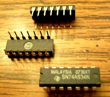 Buy Lot of 24: Texas Instruments SN74AS34N