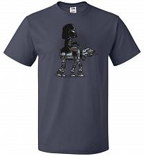 Buy Dark Walker Unisex T-Shirt Pop Culture Graphic Tee (5XL/J Navy) Humor Funny Nerdy Gee