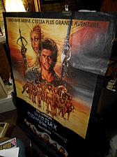 "Buy Gigantic MAD MAX Movie Poster folded 42""x62"" or larger"